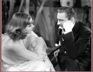 Garbo and Barrymore were fast friends.
