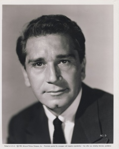 I admit it. I can't get enough of Richard Conte tough.