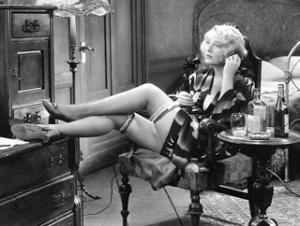 Dorothy Mackaill starred as the luckless Gilda Carlson.