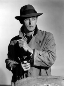 As Raven in This Gun for Hire, Ladd became an overnight star.