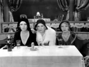 "Helen Twelvetrees, Lilyan, and Joan Blondell starred in ""Millie."""