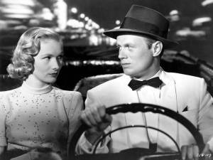One of Lake's last movies, Slattery's Hurricane, was directed by her husband.