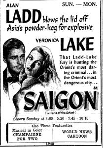 Saigon was the duo's last teaming.
