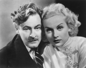 Barrymore called his co-star the finest actress he'd ever worked with.