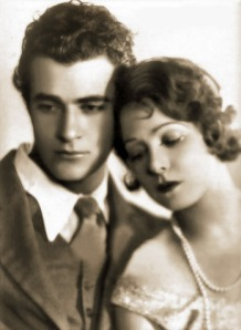 Norma and Gilbert, back in the day. (Weren't they pretty?)