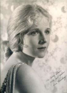 And Ann Harding definitely had a faraway look.