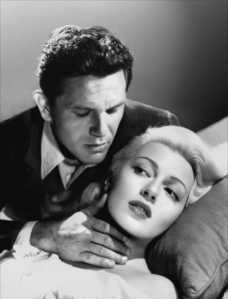 "Lana Turner and John Garfield practically set the screen on fire in ""Postman."""