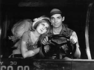 Warning: Pre-Code Gable may cause your eyes to cross!