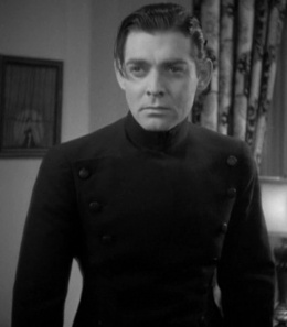 Gable in Night Nurse: Not a nice guy. At all. Seriously.