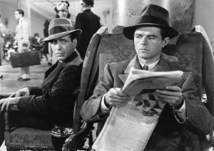 The Maltese Falcon: Just one great scene after another.