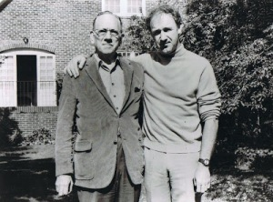 "The scenes with Douglas and Hackman ""sizzled"" in I Never Sang For My Father."