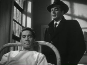 Candella (Victor Mature) was like a dog with a bone where Martin Rome was concerned.