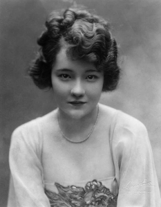 Dorothy Mackaye, author of the play that led to the film.