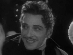 Young Leon Ames. (Hubba hubba.)