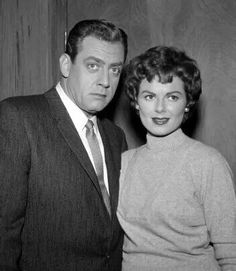 Burr was quite the prankster, as Barbara Hale learned the hard way.