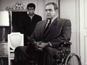 Ironside was another huge hit for Burr.