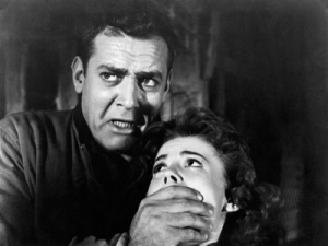 With Natalie Wood in A Cry in the Night. Scary.