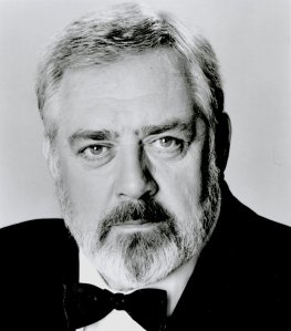 Raymond Burr. I wish I'd known him.