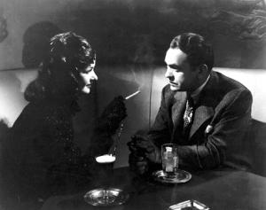 Edward G. Robinson in The Woman in the Window.