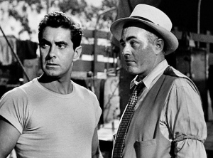 Tyrone Power was at the top of his game in Nightmare Alley.