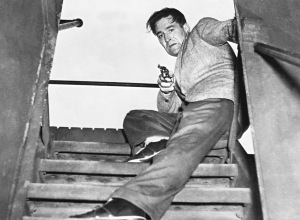 deCorsia as Willie Garzah in The Naked City.