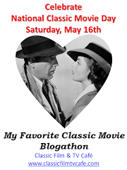 My Favorite Classic Movie Blogathon 2