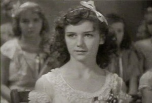 Anne Shirley (billed as Dawn O'Day) played the young Vivian.