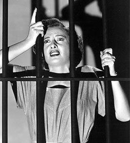 Thelma Jordon (Barbara Stanwyck) in The File on Thelma Jordon (1950)