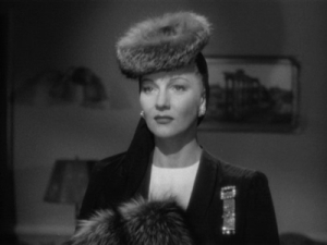 Margot Shelby (Jean Gillie) in Decoy (1946)
