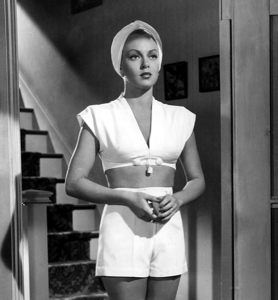 Cora Smith (Lana Turner) in The Postman Always Rings Twice (1946)
