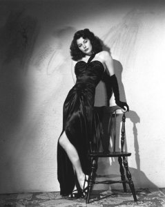 Kitty Collins (Ava Gardner) in The Killers (1946)