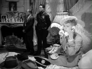 Even columnist Hedda Hopper gets in on the act.