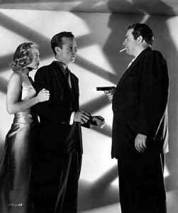 Raymond Burr in Pitfall