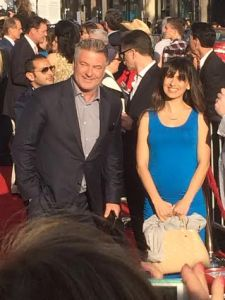Alec Baldwin, his wife, and their baby-to-be!