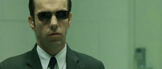 The Matrix Agent Smith 1999