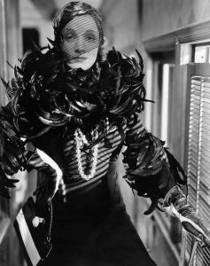 Dietrich was AWESOME in this film. As were her clothes.