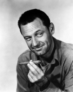 Sgt. J.J. Sefton of Stalag 17. Hubba hubba!