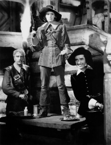 Queen Christina was one of John Gilbert's last movies.