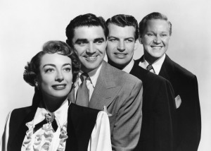 Ethel/Lorna and the men in her life.