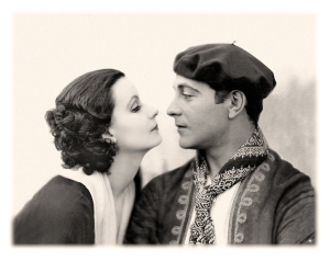 Did you know that Cortez was the only actor to receive top billing over Greta Garbo? He was!