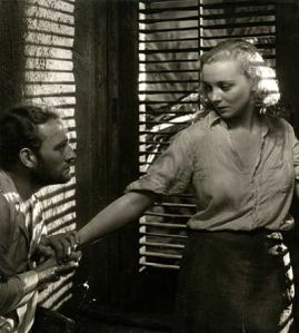 Virginia Bruce in Kongo. I gotta get my mitts on this film.
