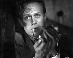 """I just wanna be somebody."" -- Richard Widmark in Night and the City (1950)"