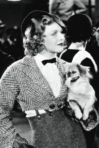 Ginger Rogers was a hoot as Anytime Annie.